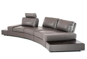 VIG Furniture VGKK1295BNLGRY