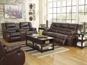 Linebacker DuraBlend 95201SLR 3-Piece Living Room Set with Sofa, Loveseat and Recliner