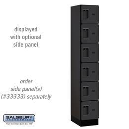 Salsbury Industries 36168BLK