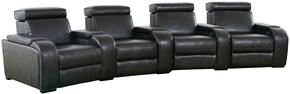 Myco Furniture ME9520BK4PWR