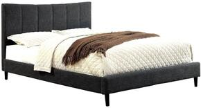 Furniture of America CM7678GYCKBED