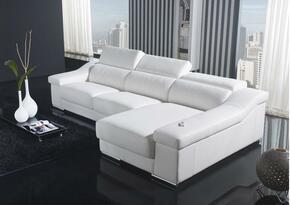 VIG Furniture VGYIT136CWHT