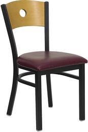 Flash Furniture XUDG6F2BCIRBURVGG