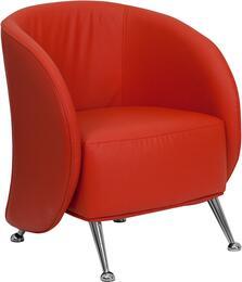 Flash Furniture ZBJET855REDGG