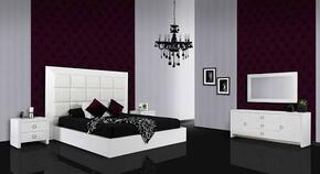 VIG Furniture VGUNAA216180WHTQ