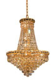 Elegant Lighting 2527D22GSA
