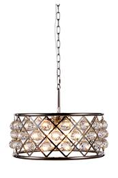 Elegant Lighting 1214D20PNRC