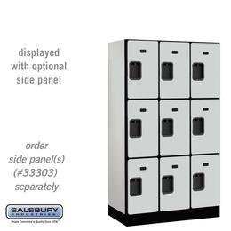 Salsbury Industries 33358GRY