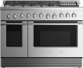 Fisher Paykel RGV2486GLLN