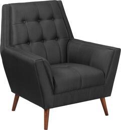 Flash Furniture QYB62BKGG