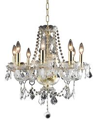 Elegant Lighting 7838D20GRC
