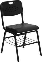 Flash Furniture RUTGK01BKBASGG