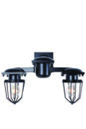 Elegant Lighting 1451W18BK