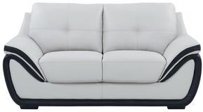Global Furniture USA U3250R6U6GRBLL