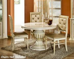 VIG Furniture VGACCROSELLAROUNDBEIGE
