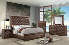 Furniture of America CM7394CKBEDDMSC
