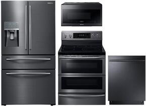 Samsung Appliance SAM4PCFSFD30EFIKIT3