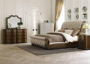 Liberty Furniture 545BRQSLDMN