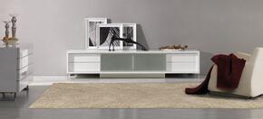 VIG Furniture VGKCKBRIGHTONWHTM