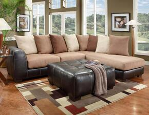 Chelsea Home Furniture 6350SECSRS