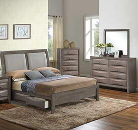 Glory Furniture G1505DDKSB2DM