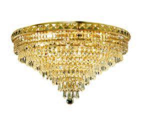 Elegant Lighting 2526F24GRC
