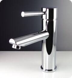 FFT1040CH Tartaro Single Hole Mount Vanity Faucet Option - Chrome