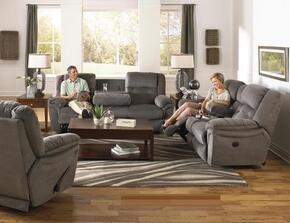 Joyner Collection 64255-2724-28/2725-28SET 3 PC Living room Set with Power Lay Flat Reclining Sofa + Loveseat + Recliner in Marble Color