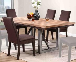"Spring Creek 106581 40.25"" Dining Table and 4 Dining Chairs"