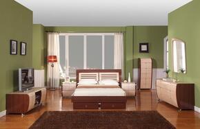 VIG Furniture VGDAFLIZAK6PCSET