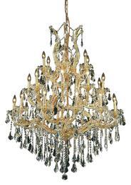 Elegant Lighting 2801D38GRC
