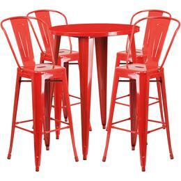 Flash Furniture CH51090BH430CAFEREDGG