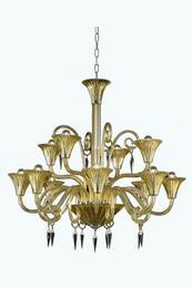 Elegant Lighting 8812D37YWSS
