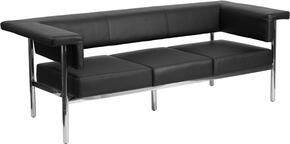 Flash Furniture ZB88113SOFABKGG