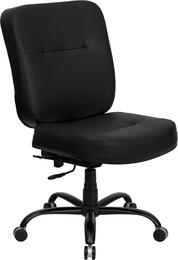 Flash Furniture WL735SYGBKLEAGG