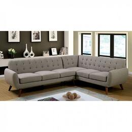 Furniture of America CM6144SECTIONAL