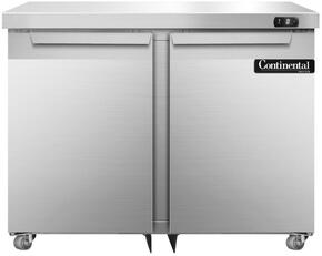 Continental Refrigerator SWF36U
