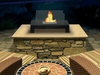 Anywhere Fireplace 90296GRAMERCY