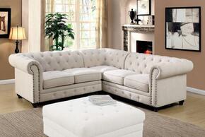 Furniture of America CM6270IVSET