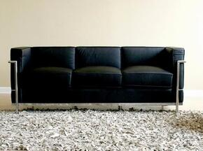Wholesale Interiors 610SOFABLACK