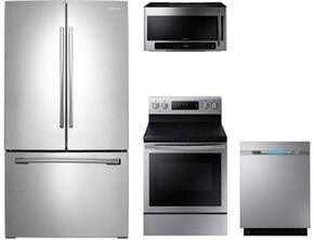 Samsung Appliance SAM4PCFSFDSS30EFIKIT1