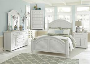 Liberty Furniture 607BRQPSDMCN