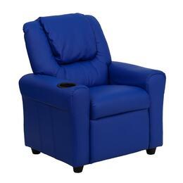 Flash Furniture DGULTKIDBLUEGG