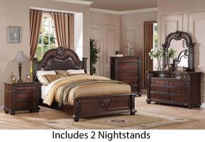 Acme Furniture 21310Q6PCSET