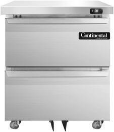 Continental Refrigerator SW27UD