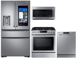Samsung Appliance SAM4PCFSFDCDSS30GFIKIT4