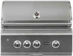 "C2SL30LP 30"" S-Series Built-In Liquid Propane Grill"