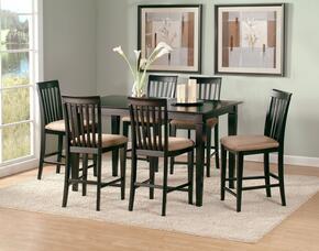Atlantic Furniture DECO3648STPTCL