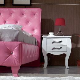 VIG Furniture VGKCMONTENSWHT