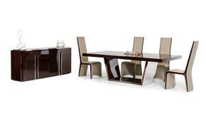 VIG Furniture VGBB1405TEBONY